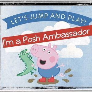 Yay!! I'm a Posh Ambassador!!
